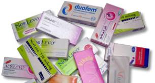 Tipos de píldora del día después