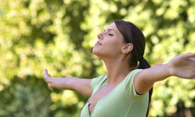 Respirar aire puro, un remedio para mejorar la fertilidad