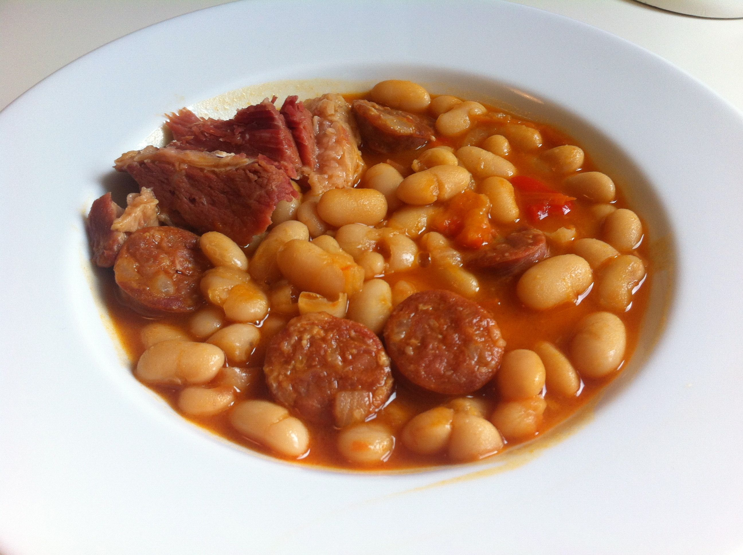 Alimentos para aumentar la fertilidad: las judías blancas
