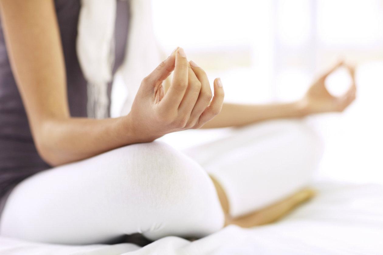 El yoga como remedio para mejorar la fertilidad