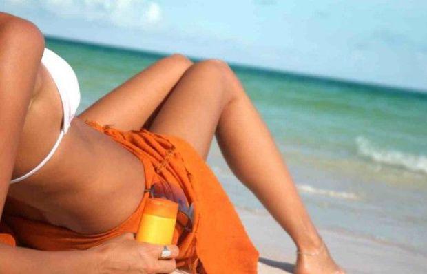 Problemas de fertilidad: tomar el sol demasiado