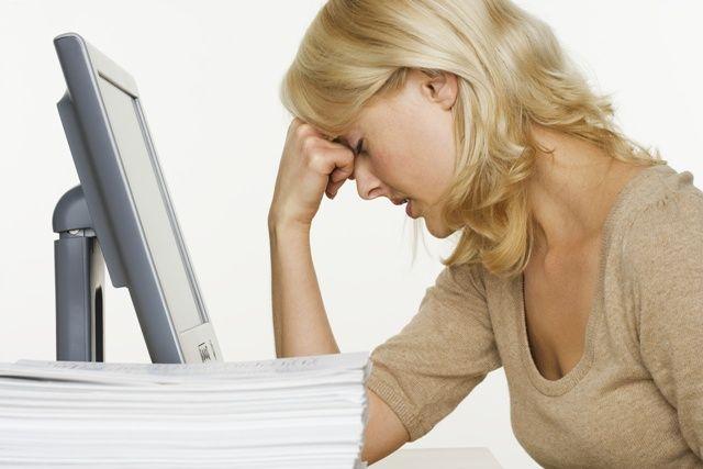 El estrés y la jornada laboral
