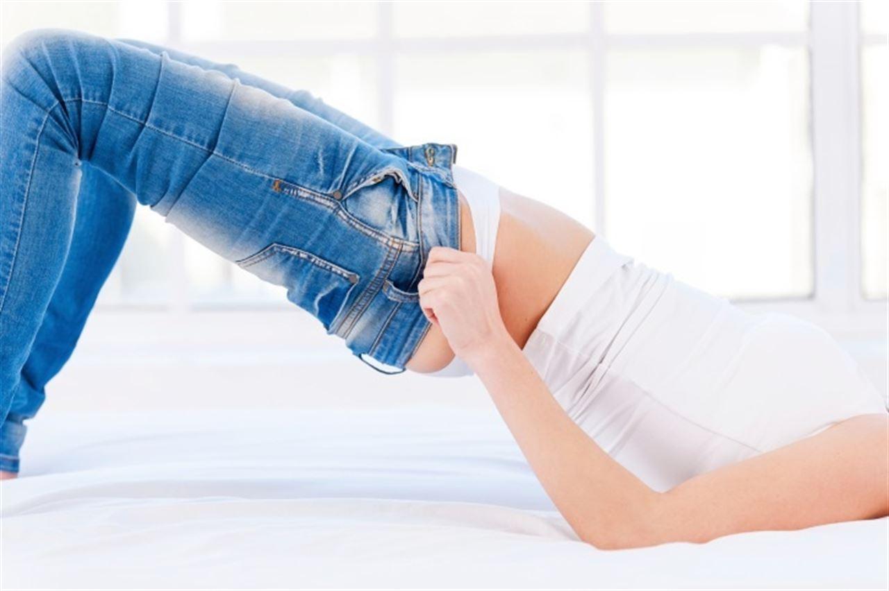 Problemas de fertilidad: ropa ajustada
