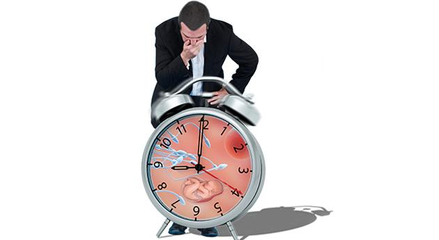 Cómo comentar con tu pareja que se ha puesto en marcha tu reloj biológico