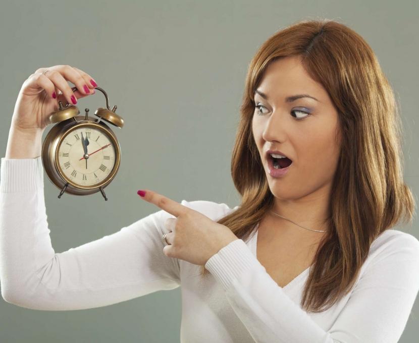 ¿A qué edad comienza a funcionar el reloj biológico?