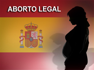 ¿Es legal el aborto en España?