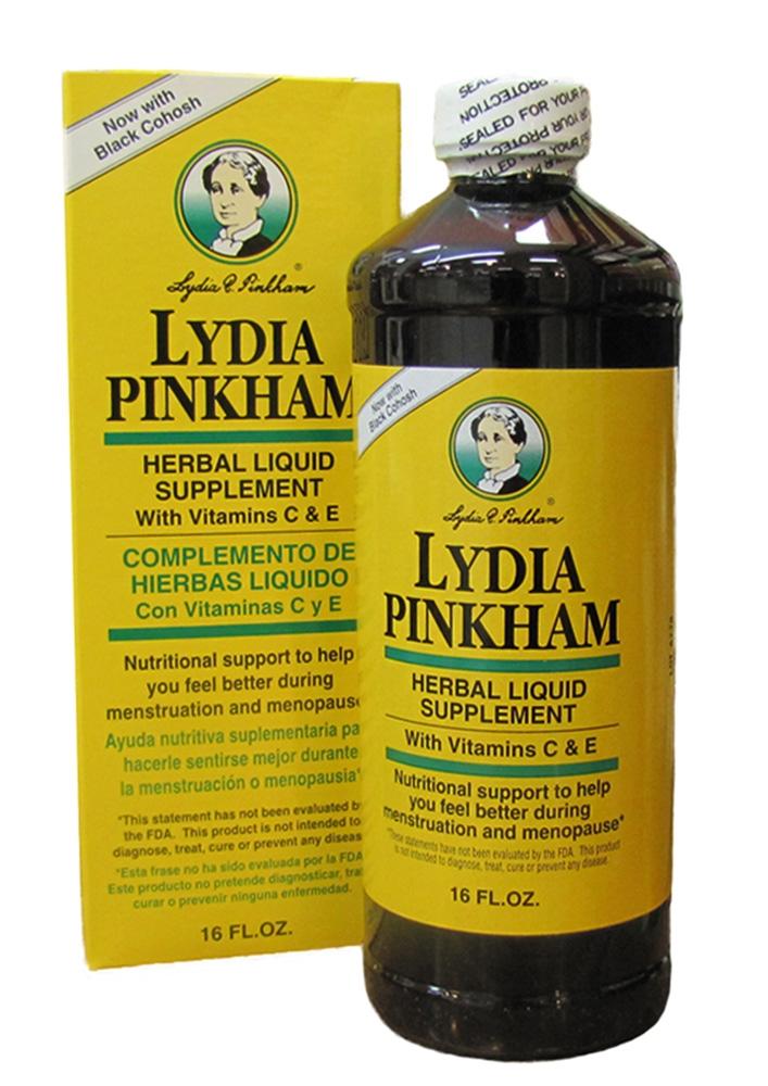 Productos para la fertilidad: Lydia Pinkham